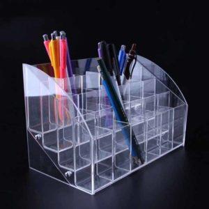 Acrylic Pen Storage Box