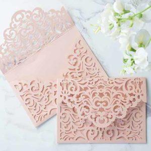 Invitation Card Cutting