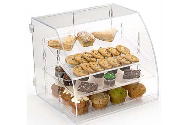 Acrylic Bakery Display Case