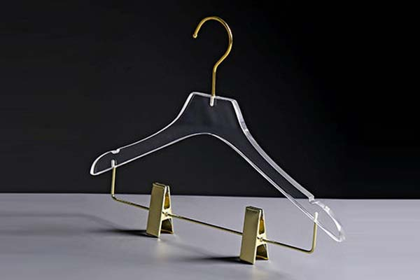 Acrylic Clothes Hanger