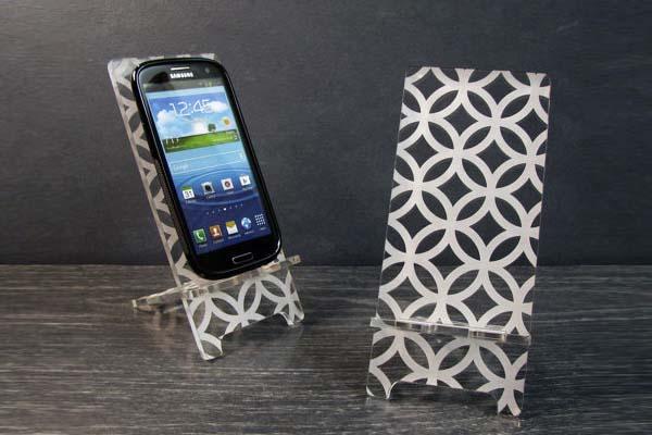 Acrylic Mobile Stand