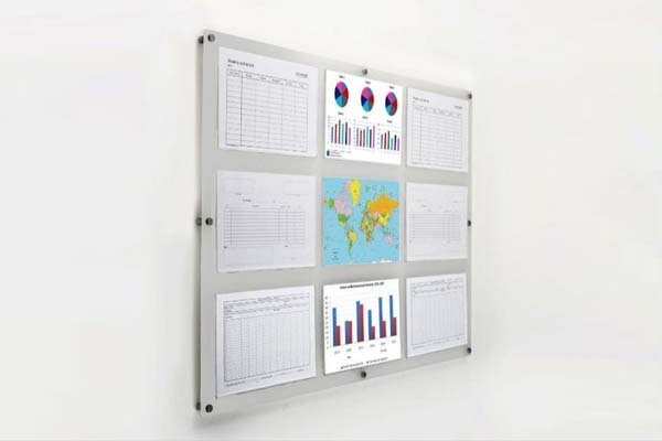 Acrylic Notice Board