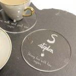 Acrylic Tea Coaster