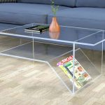 Acrylic Tea Table