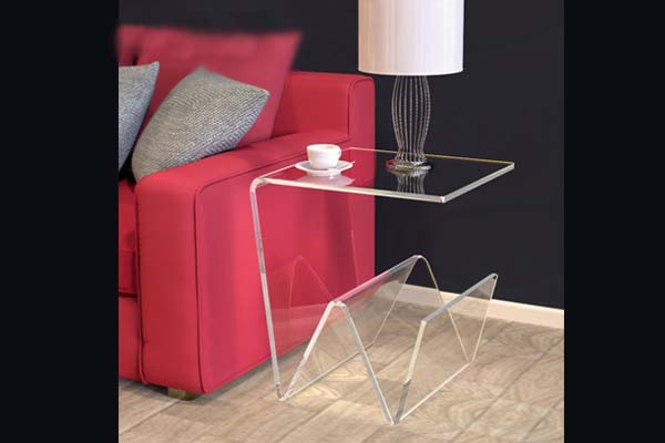 Acrylic Tea Table