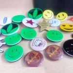 Acrylic Badges
