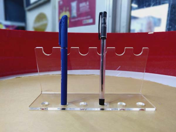 laser-cutting-acrylic-pen-stand-001