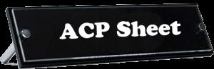 ACP Name Title