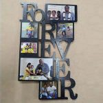 Personalised MDF Photo Frame